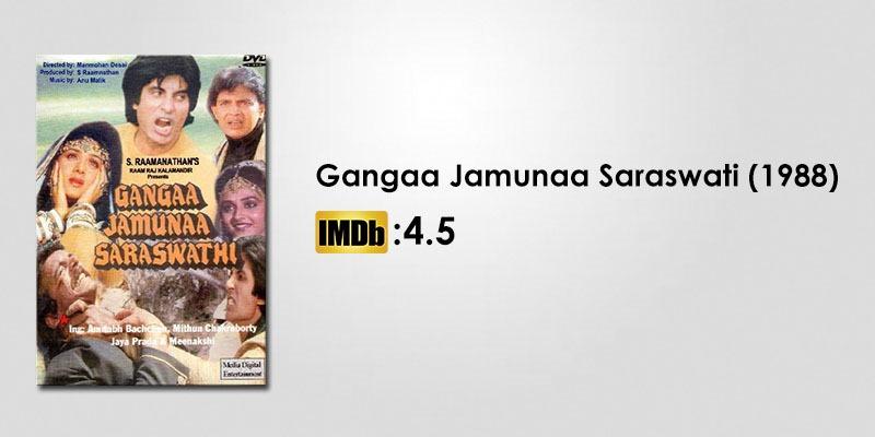Gangaa Jamunaa Saraswati_1988