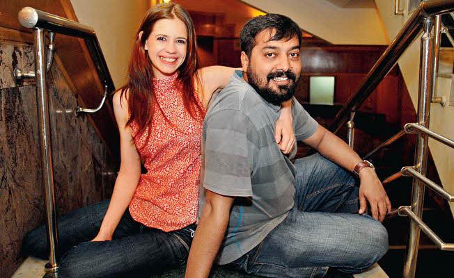Kalki & Anuraag Kashyap