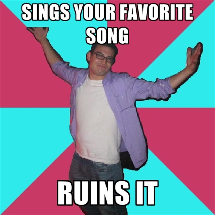 Ruin Someones Favourite Song