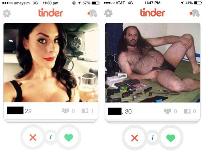 Want to say goodbye to the Hot Tinder profiles?