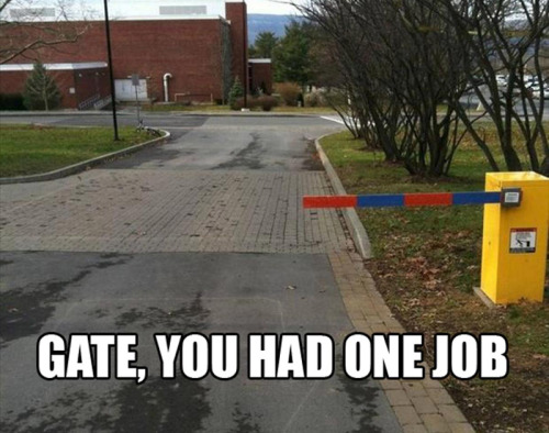 You Had One Job 02