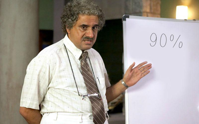 Khadoos-Teacher