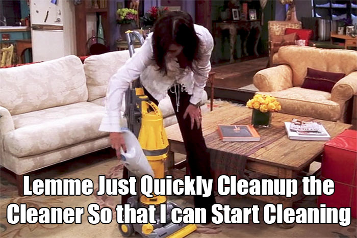 Monica-Cleaning